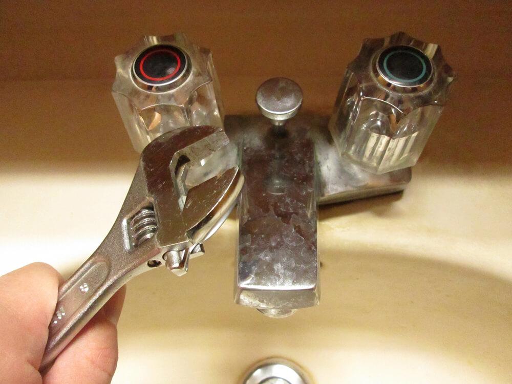 蛇口修理の方法